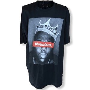 Notorious BIG Supreme-inspired Tshirt Size XLarge